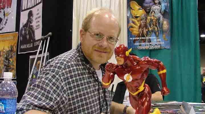 Mark Waid dará seminário avançado sobre como criar e escrever histórias em quadrinhos!