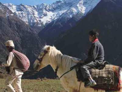 Nas Estradas do Nepal - Influência de Tarkovsky