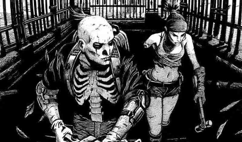 HQ O Esqueleto: O Início é ótima porta de entrada para o trabalho do quadrinista argentino