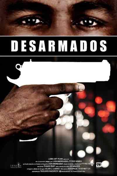 Leia a entrevista com Lion Andreassa, diretor do documentário Desarmados.