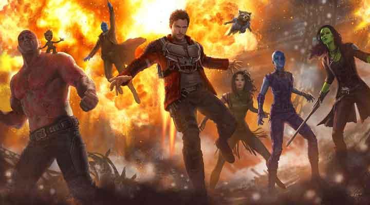 Guardiões da Galáxia Vol. 2 tem segundo trailer liberado!