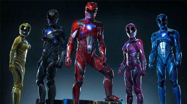 O filme dos Power Rangers chegou. Confira crítica!