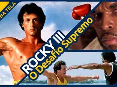 Rocky 3 no Formiga na Tela