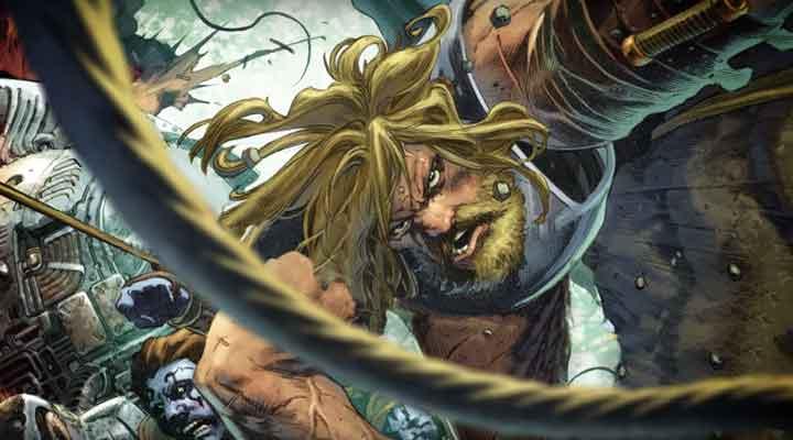 X-O Manowar #1 ganha trailer bacana!