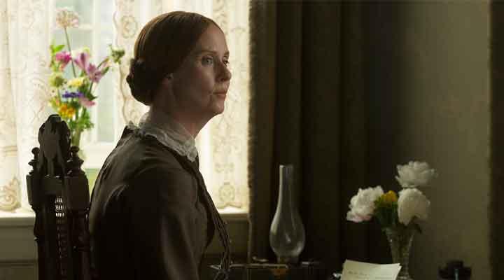 Além das Palavras, cinebiografia de Emily Dickinson