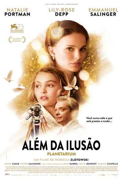 O filme Além da Ilusão não decide qual seu foco narrativo!