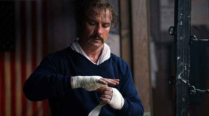 Liev Schreiber como Chuck Wepner, o o Rocky Balboa da vida real!