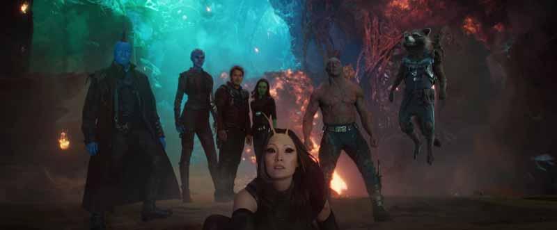 Guardiões da Galáxia Vol. 2 cumpre todas as expectativas. Confira a crítica!