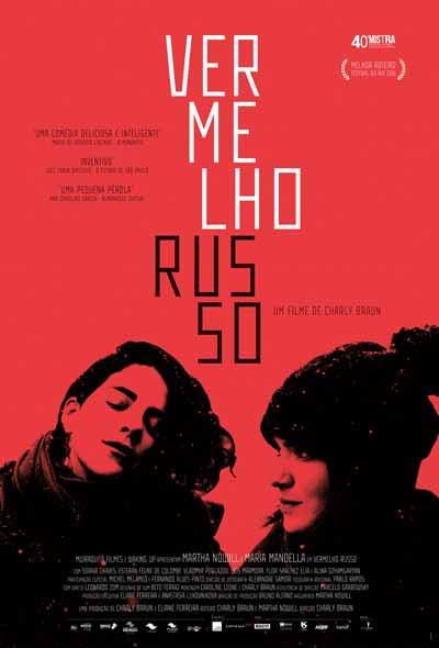 Vermelho Russo é um filme nacional que supreende pela inventividade narrativa