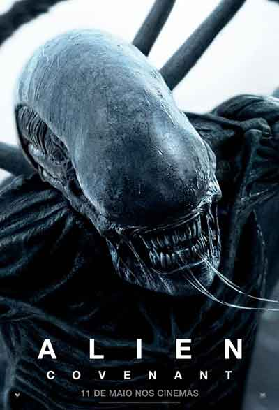 Pôster de Alien: Covenant