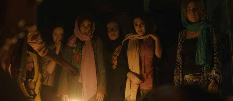 Filme Dégradé mostra a rotina de um salão de beleza na região da Faixa de Gaza.