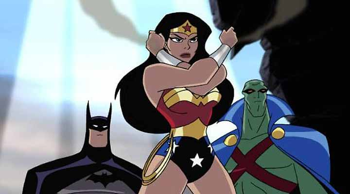 O desenvolvimento da Mulher-Maravilha em Liga da Justiça Sem Limites