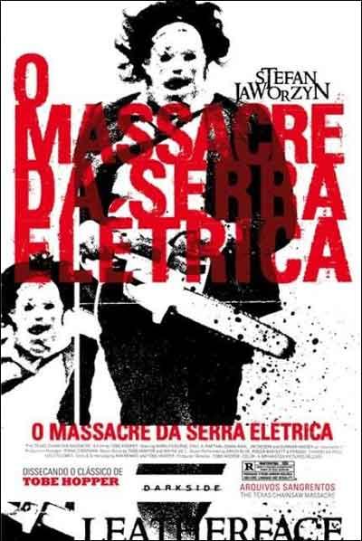 O Massacre da Serra Elétrica - Arquivos Sangrentos