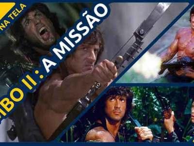 Rambo II - A Missão no Formiga na Tela