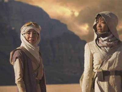 Trailer de Star Trek: Discovery no ar