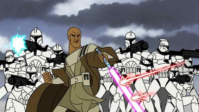 Clone Wars – Um dos melhores derivados de Star Wars… e ninguém