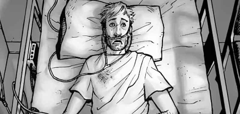 Motion comic de The Walking Dead #1