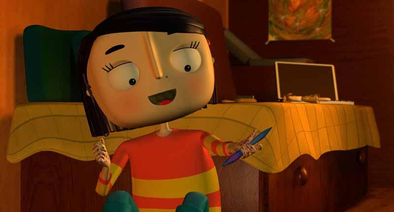 Filme Animação Bruxarias