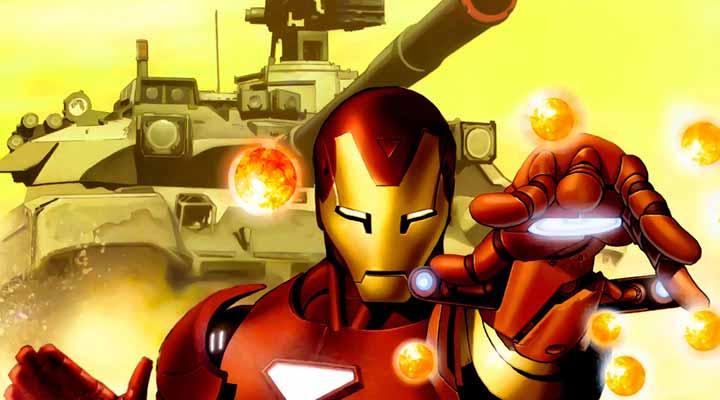Homem de Ferro: O Mais Procurado do Mundo