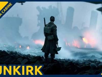 O filme Dunkirk comentado no Formiga na Cabine