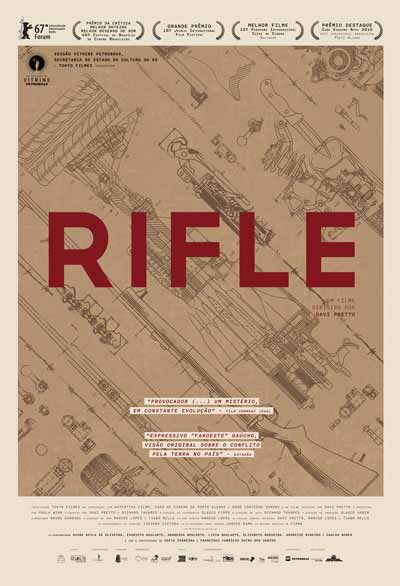 Crítica do filme Rifle, de Davi Pretto.