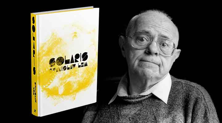 Solaris livro - Stanislaw Lem