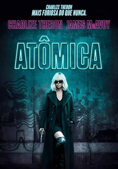 Atomica - Charlize Theron