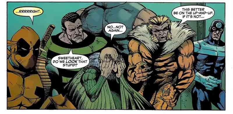 Segredos Vilões Marvel