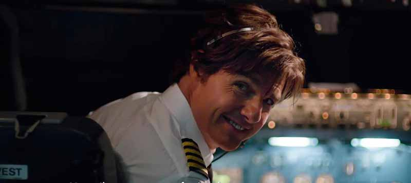 Crítica de Feito na America, com Tom Cruise.