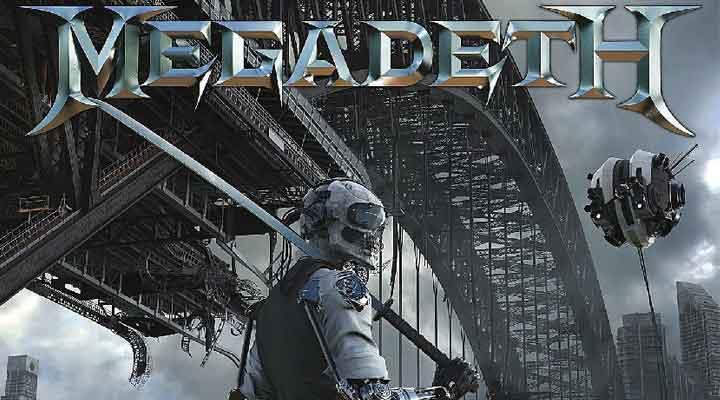 Videogame do Megadeth a caminho