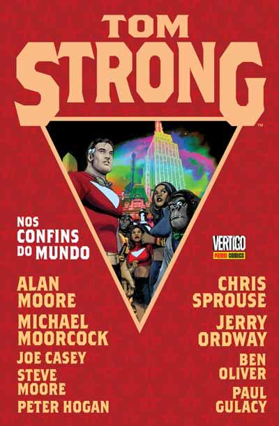 Tom Strong Panini Vol. 6