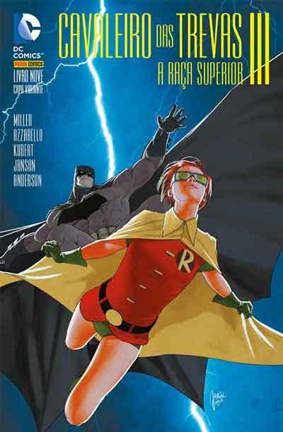 Batman O Cavaleiro das Trevas 3 Livro 9