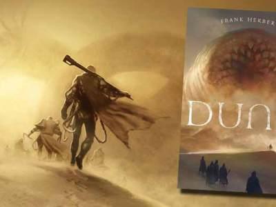 Resenha do livro Duna, de Frank Herbert.