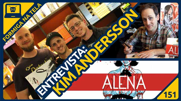 Alena Kim W Andersson