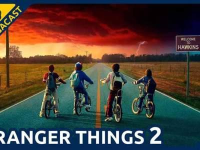 Stranger Things 2 no FormigaCast