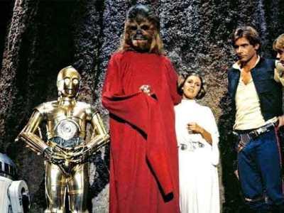 Saiba mais sobre O Especial de Natal de Star Wars