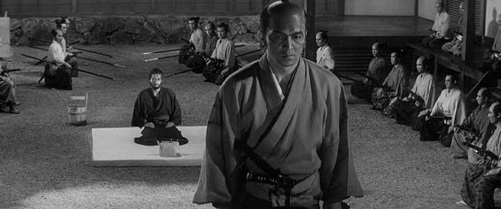 Harakiri – Uma luta contra a tradição do Bushido! – Formiga Elétrica