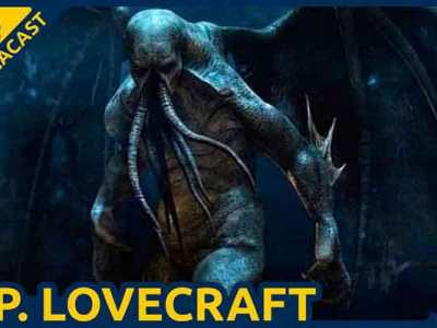 HP Lovecraft no FormigaCast
