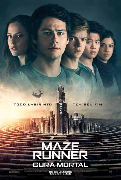 Crítica de Maze Runner: A Cura Mortal