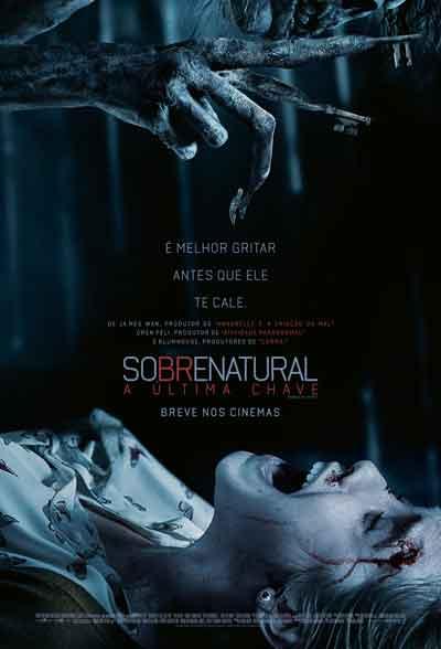 Crítica de Sobrenatural: A Última Chave