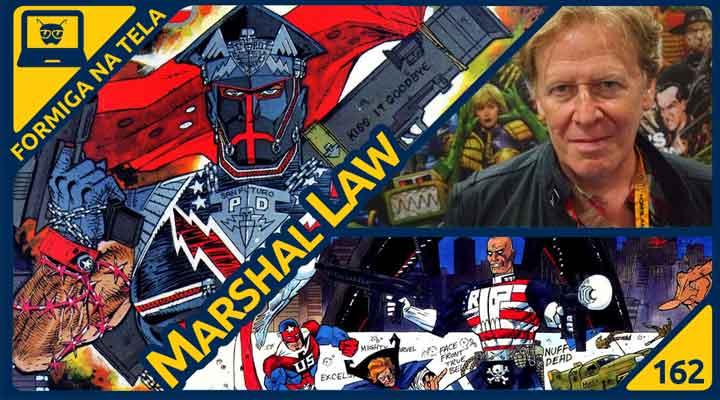 Marshal Law no Formiga na Tela