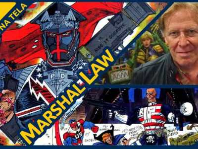 Marshal Law no Formiga na Tela
