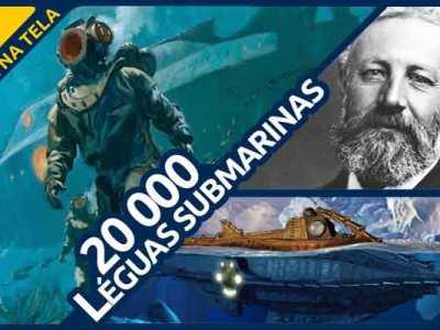 Vinte Mil Léguas Submarinas no Formiga na Tela