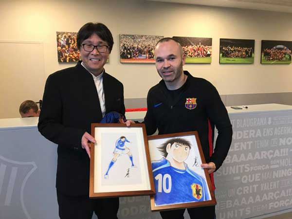 Captain Tsubasa – O maior futebolista que nunca existiu! – Formiga ... 6e522eaa187f1
