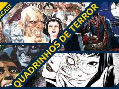 Quadrinhos de Terror - FormigaCast