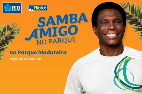 Foto/arte Samba Amigo