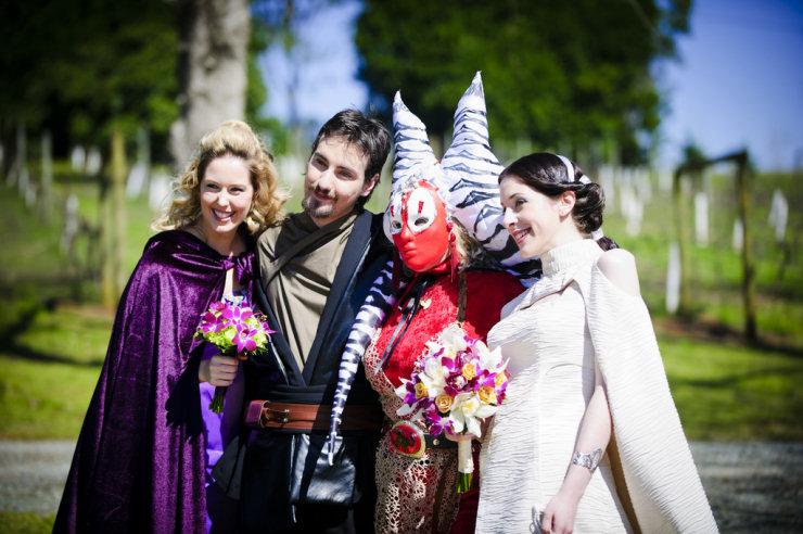 Casamento estilo Star Wars 09