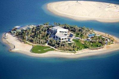 LINGUAGEM GEOGRÁFICA: COMO SÃO FORMADAS AS ILHAS DE DUBAI