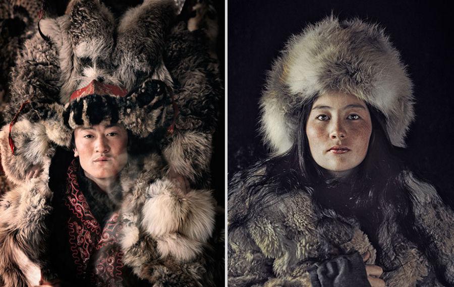 A vida de tribos que estão desaparecendo pelo mundo 02