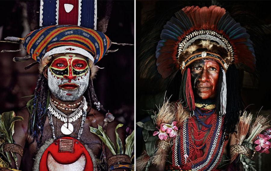 A vida de tribos que estão desaparecendo pelo mundo 11
